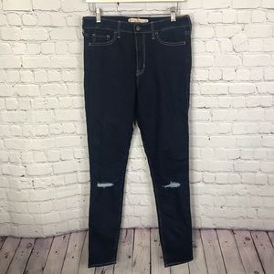 Hollister NWT Super Skinny High Rise size 9